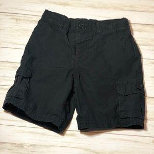 Koala Kids Black Shorts - 18-24 Months